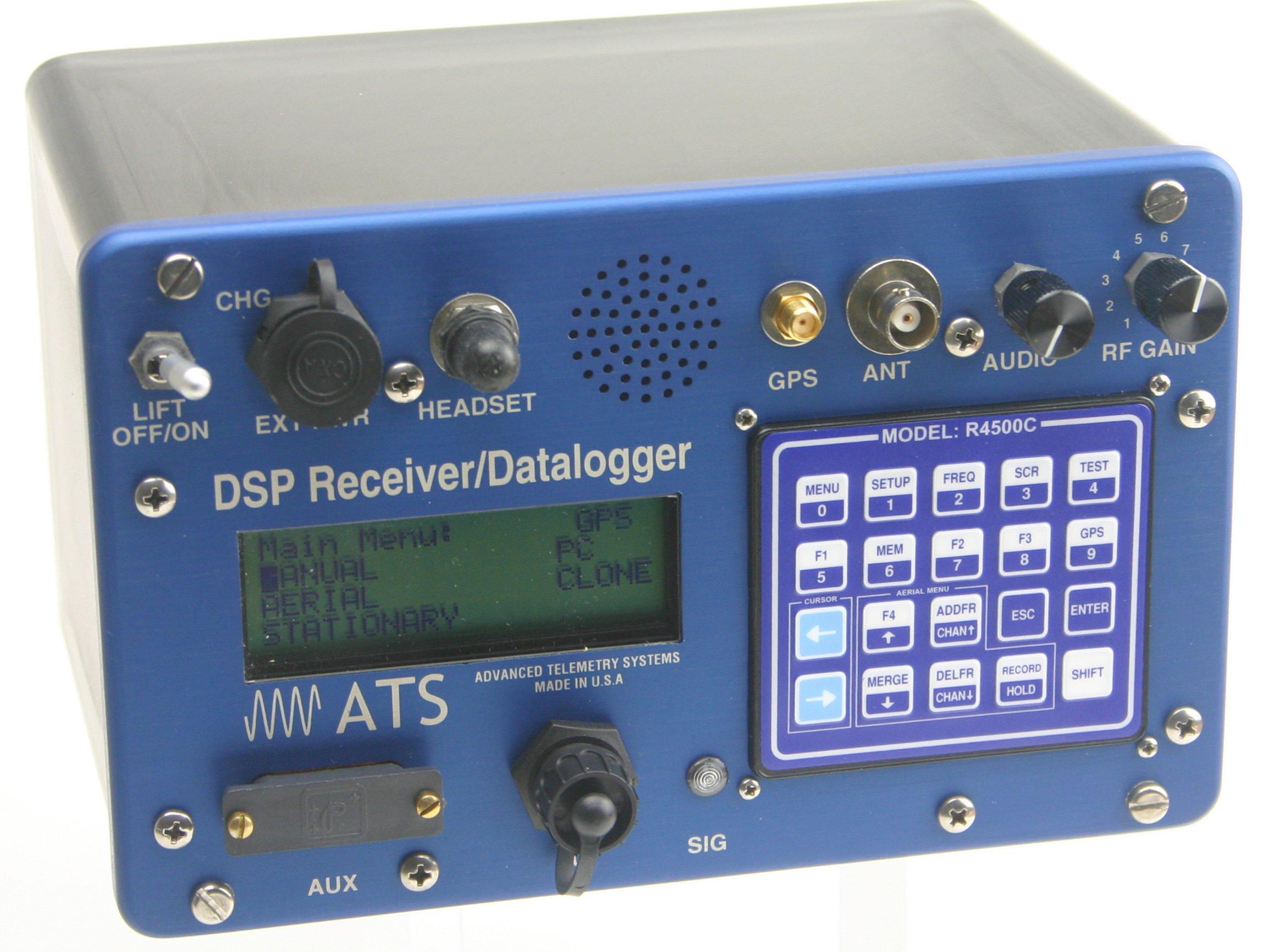 R4500CD Model | Advanced Telemetry Systems